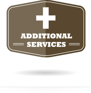 PORTER & ADDITIONAL BOOTH SERVICES